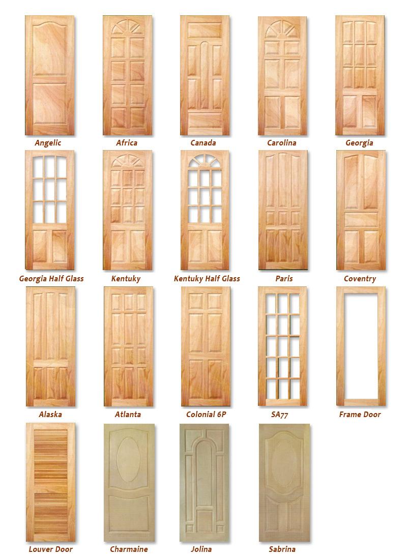 Dial A Door Entrada Solid Panel Doors