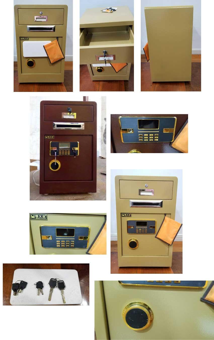 Dial A Door Safety Vault